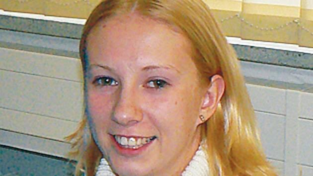 Marcela Bínová, studentka