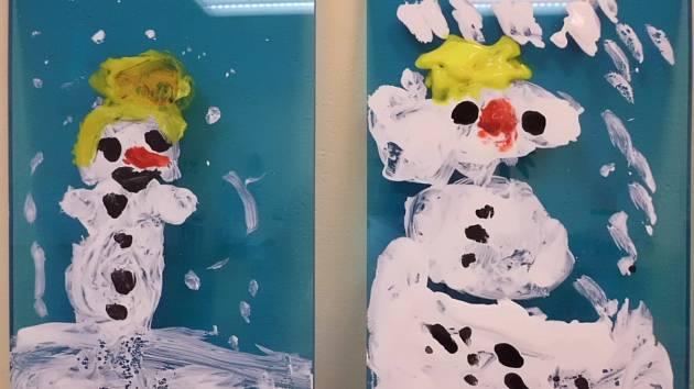 Sněhuláci pro Afriku v MŠ Wolkerova Tanvald