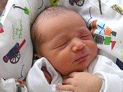 Lukáš Vaníček se narodil Kristině a Liborovi Vaníčkovým z Rytířové Lhoty 2. 5. 2016. Měřil 50 cm a vážil 3160 g.