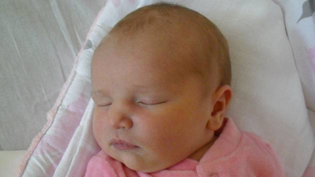 Nathaly Zuzana Pánková. Narodila se 1. února mamince Zuzaně Martincové z Turnova. Vážila 3,73 kg a měřila 50 cm.
