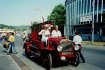 Jak jsme žili na Jablonecku: Jablonečtí hasiči