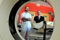 Nové CT v jablonecké nemocnici