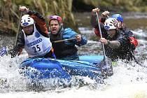 Z raftů na Kamenici