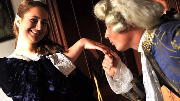 Na Sychrově proběhnou oblíbené pohádkové prohlídky, tentokrát s názvem Princezniny hádanky.