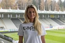 trenérka Fotbalové akademie