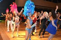 Salsa Night v jabloneckém Eurocentru.