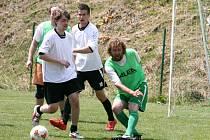 Fotbalový Memoriál Kouby a Hartla