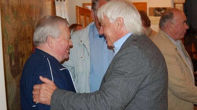 Bývalý i současní olympionici se sešli ve Smržovce.