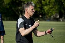 Trenér A týmu FK Baumit Jablonec Jaroslav Šilhavý