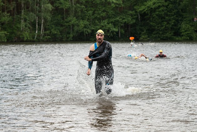 Jan Berka - terénní triatlonista z Jablonce.