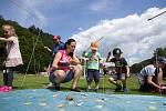 Dětský den v Železném Brodě proběhl v sobotu  ve velkém stylu.