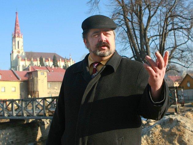 Starosta Chrastavy Michael Canov