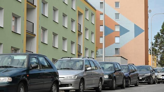 Parkování - ilustrační snímek