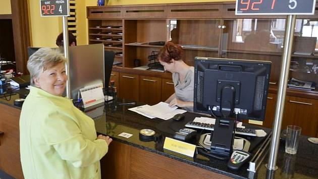 Informační středisko na jabloneckém magistrátu