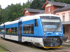 Vlak. Ilustrační snímek