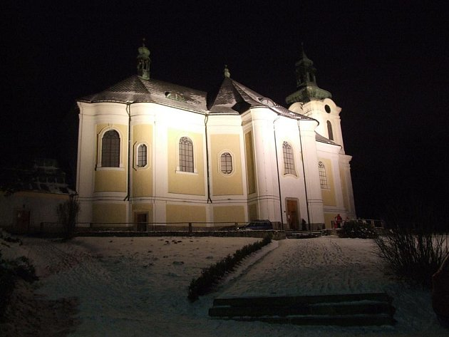 Kostel svatého Archanděla Michaela Smržovka.