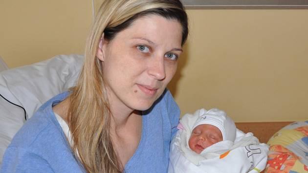 Michal Klaban se narodil Janě a Michalovi Klabanovým z Jablonce nad Nisou 5.6.2015. Měřil 47 cm a vážil 2500 g.