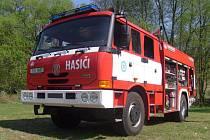Sbor dobrovolných hasičů Jablonecké Paseky.