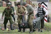 Poslední výstřely 2. světové války na Tanvaldsku 2012