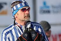Na startu Bedřichovské třicítky, která se běží v rámci závodů J 50, se sešly více než čtyři stovky závodníků. V ideálním počasí a při - 7 stupních na ně čekala dokonale připravená tvrdá a rychlá trať.