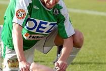 Jak z toho ven. Fotbalisté FK Jablonec  97 hrají poslední dobou jako by v křeči, a ty chytaly v utkání domácí hráče v utkání proti Tescomě Zlín. Co z hráčů sundá pověstnou deku?