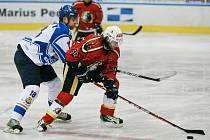 Středeční zápas Vlků Jablonec s týmem HC Řisuty skončil vítězně pro domácí v poměru 4:3 po prodloužení.