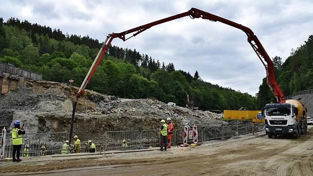 Rekonstrukce Rádelského mlýna.
