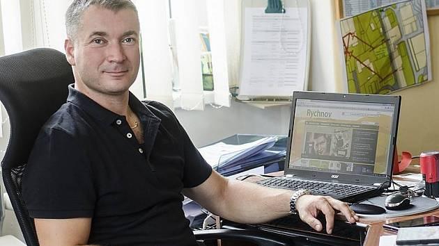 Starosta Rychnova u Jablonce Tomáš Levinský.