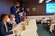 Konference v Jablonci nad Jizerou.