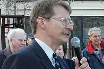 Europoslanec za KSČM Jaromír Kohlíček