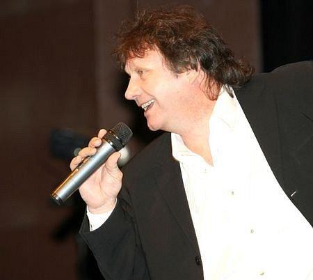 V doprovodném programu vystoupil Stanislav Hložek