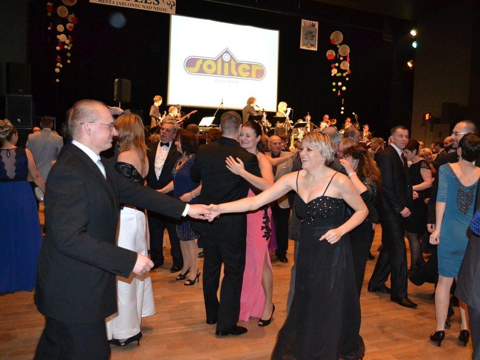 20. ples města Jablonce v Eurocentru.