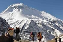 Dhaulagiri v nepálském Himálaji je s 8.167 metry výšky sedmou nejvyšší horou světa. Spolu se Shishou Pangmou je historicky poslední zdolanou osmitisícovkou.