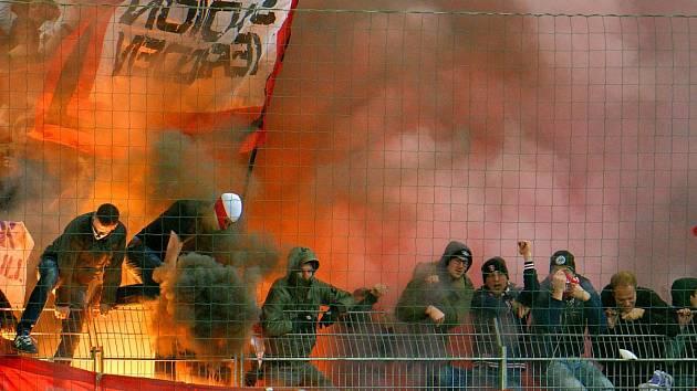Fanoušci Ajaxu Amsterdam