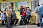 V Pěnčíně slavili 40 let fotbalu a vzpomínali. Kdo se tenkrát zdržel ve sprše, už neměl šanci…