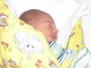 Ondřej Puš se narodil Michaele a Václavovi Pušovým z Lučan nad Nisou 10. 11. 2014. Vážil 2850 g a měřil 49 cm.
