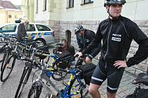 Na kolech již na Tanvaldsku jezdí  policisté. Teď se k nim přidají i desenští strážníci.