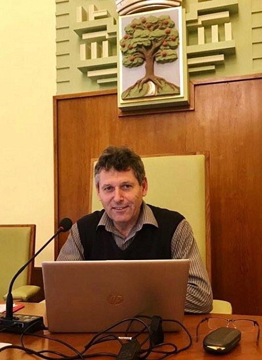 Jiří Čeřovský jako primátor