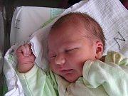 MATOUŠ FICHTNER se narodil Janě a Tomášovi Fichtnerovým z Radčic 1.6.2016. Měřil 53 cm a vážil 4480 g.