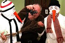 V Líšném pořádají maškarní ples Babí hop, který má již padesátiletou tradici.