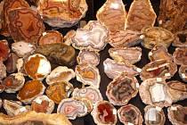 Ukázka ze sbírek členů Klubu Minerál.