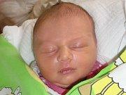 Kateřina Musilová se narodila Michaele a Pavlovi Musilovým z Jablonce nad Nisou 6. 10. 2014. Měřila 49 cm, vážila 3050 g.