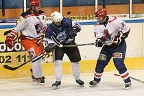 Amatérští hokejisté připravili v Jablonci premiérový exhibiční den po vzoru NHL.