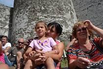 Oslavy 750 let Bezdězu přilákaly stovky lidí nejen ze severočeského regionu.