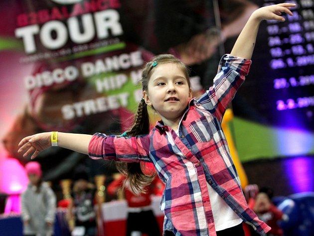 Jablonecká Městská hala u přehrady o víkendu hostila hned dvě taneční mistrovství České republiky s názvem B2 Balance Masters Cup 2013.