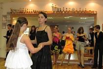 Ve čtvrtek odpoledne pro nejmenší tanečníky připravili v TOPDANCE klubový žebříček, tedy malou taneční soutěž.