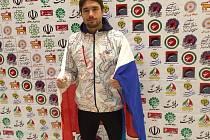 Petr Kareš v Teheránu