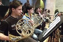 Soubor pořádá konkurz do studentského symfonického orchestru Euroregionu Nisa - EUROPERA Jugendorchester.