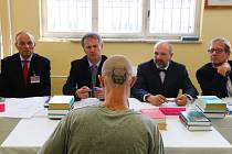 Vězni skládali učňovské zkoušky ve Věznici Rýnovice v Jablonci nad Nisou.