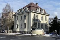 Interiéry rekonstruované vily Aramis Werke v Jablonci nad Nisou.
